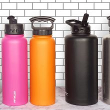 how to clean a thermos