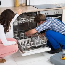 how to unclog a dishwasher