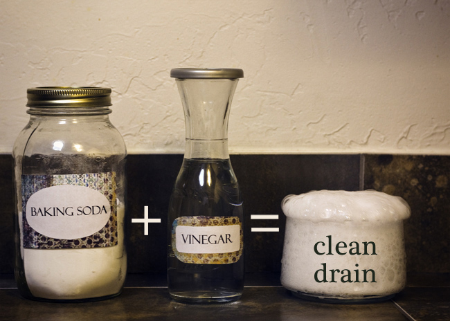 natural cleaning solution