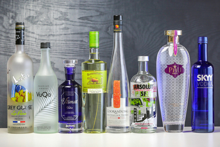 Best Ways to Store Vodka
