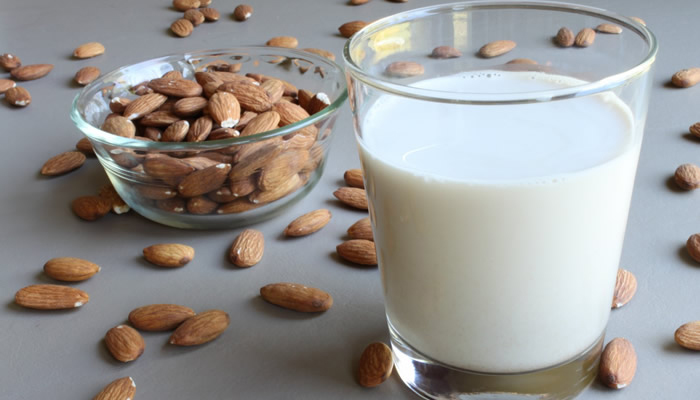 Why You Should Drink Almond Milk