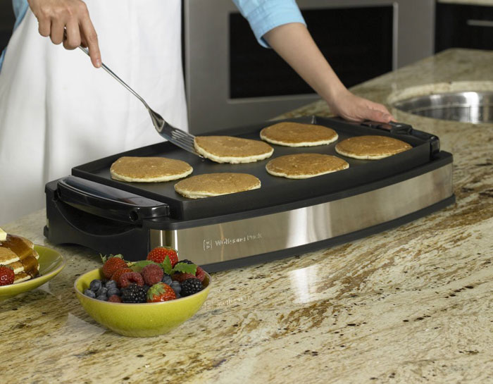 Choosing the Best Electric Griddle