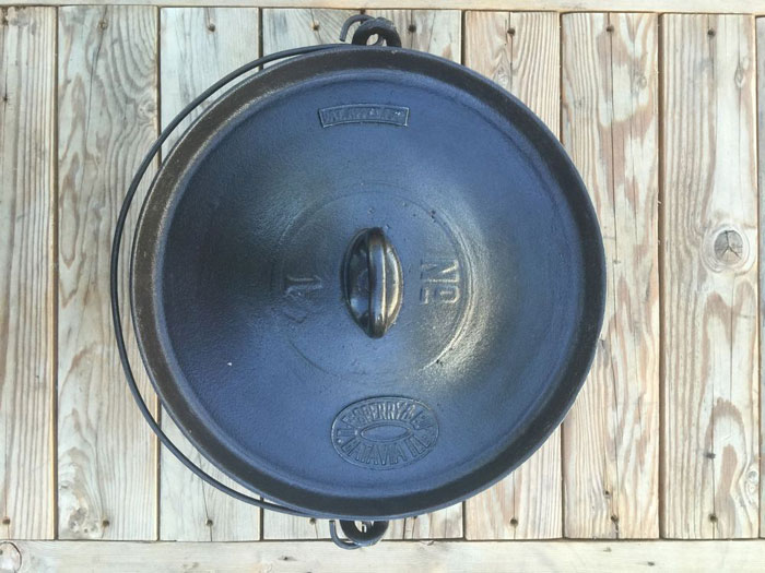 Cleaning and Maintenance of Cast Iron Dutch Oven