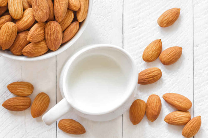 How To Properly Store Almond Milk