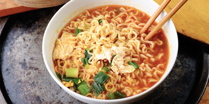 How to Microwave Ramen