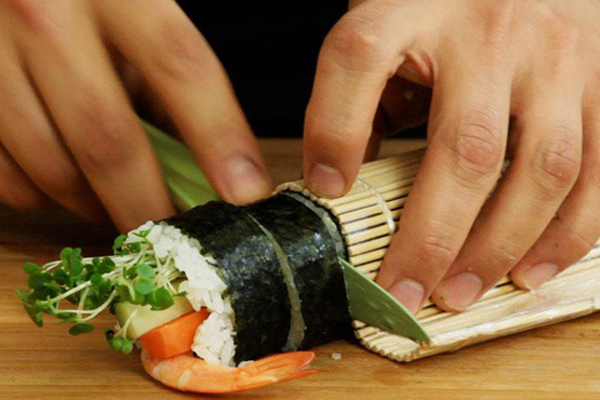 Tips in Making Sushi