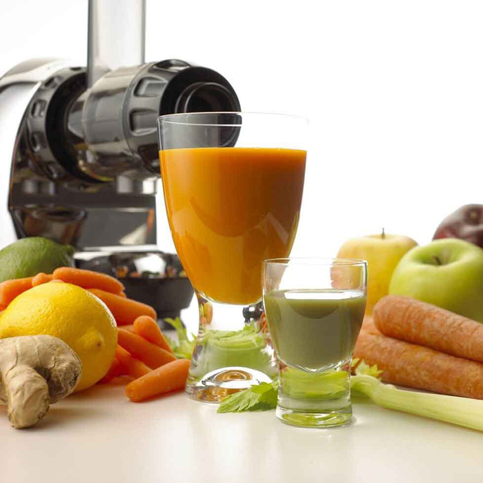 Why Choose a Masticating Juicer?